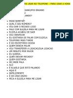 FRASES UTEIS PARA USAR NO TELEFONE.docx