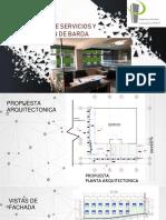 EJEMPLOS DE PRESENTACION PROYECTO ARQUITECTONICO NOTARIA 18