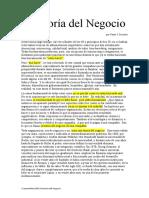 2003 Drucker La Teoria Del Negocio