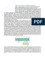 Disorders Associated With G Protein‐Coupled Receptors TRADUCCION