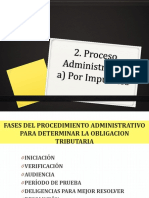 02 Proceso Administrativo Por Impuesto