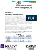 Bases Generales Arduino D19