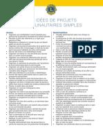 Exemple de Projet