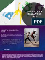 Zoraida Ceballos - Origen de La Danza y Sus Tipos