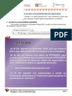 01-Instructivo Acceso Plataforma Aprender