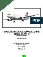 A-320 Simulator Emercensileri-02 Rev2