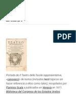 Lazzi - Wikipedia, La Enciclopedia Libre