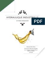 Les Fluides Hydrauliques
