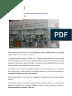 Perfumerías Unidas - Articulo Del Diario Getión de Agosto 2018