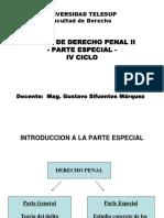 GSM Derecho Penal II Primera Parte X