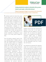 Biostatistics Outsourcing India | SAS Programming