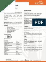 Concrete Repair - Estop Skimcoat - Data Sheet - 050504.pdf