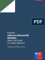 FR Circulacion Regional 2019