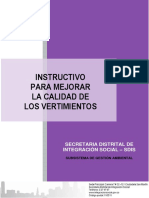 Sdis (2018). Instructivo_vertimientos