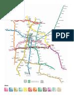 Líneas Del Metro