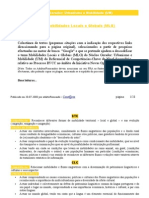 (UM) - DR4 - Mobilidades Locais e Globais (MLG)