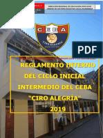 REGLAMENTO INTERNO DELCICLO INICIAL INTERMEDIO DEL  CEBA CIRO ALEGRIA 2019.docx