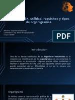 2.4 Definición, utilidad, requisitos y tipos de organigramas