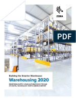 Zebra Building Smarter Warehouse