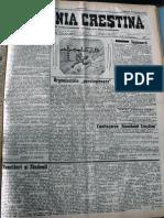 Romania Crestina anul III, nr. 46, 26 septembrie 1937