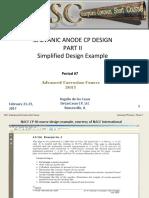 Advanced P.7 Galvanic Design 2