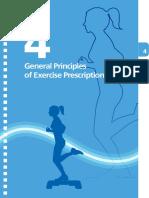 Principios Generales de Prescripcion de Ej
