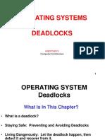Week 12 13-Deadlocks