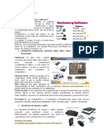 Sistema o Hardware y Sotfware