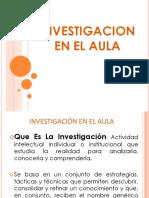 investigacionenelaula2-120715115145-phpapp01