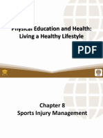 8 Sports Injury Management