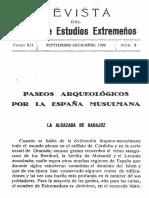 1938 Paseos Badajoz