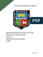 El Proceso Estratégico - Un Enfoque de Gerencia (F. D'Alessio)