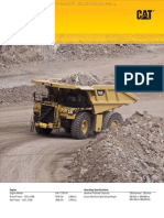 Catalog Mining Truck 793f Caterpillar