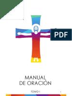 Manual de Oracion Tomo i Introduccion y Oraciones Marzo