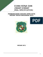 RENCANA KERJA DAN SYARAT DPRD-1.doc
