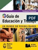 Educacion y Trabajo Gob Ciudad
