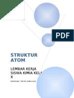 Struktur Atom Lks