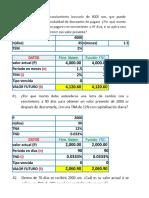 Factores Financieros Capítulo 7