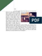 Biografía de Benito Pérez Galdós