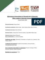 Programa Cohorte III. Diplomatura AFyL-UNJu. (1)