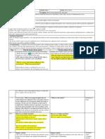 final discovery lesson plan portfolio