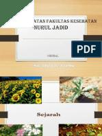 Pertemuan Ke-1 Sejarah Herbal Revisi