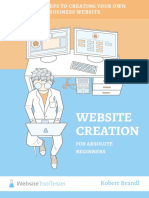 Website Creation Guide Wix