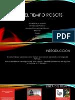 Línea del Tiempo Robots.pptx