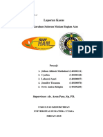 PSMBA - Laporan Kasus 11 April 2018