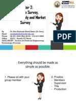 2 Feasibility study and Market Survey.pptx