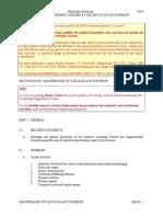 030130_FL.MAINTENANCE_OF_CAST-IN-PLACE_CONCRETE.DaytonSuperior.final_clean.doc