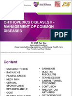 BCME2206 Week 7b Orthopedics diseases II - management of common diseases 20190221 Tse Sut Yee2.pdf