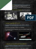 Historia Rayos X y más sobre imagenología médica