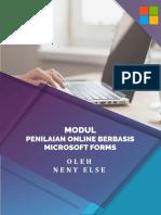 MODUL PENILAIAN ONLINE BERBASIS MICROSOFT FORMS 2018.pdf